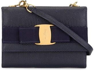 Salvatore Ferragamo Pre-Owned Vara Bow wallet bag