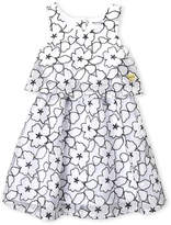 Juicy Couture Girls 7-16) Floral Popover Dress