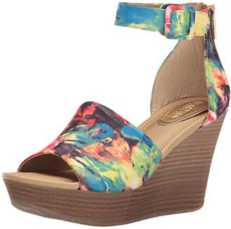 Kenneth Cole Reaction Women's Sole Quest Wedge Sandal