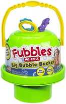 Little Kids Fubbles No-Spill Big Bubble Bucket - Green