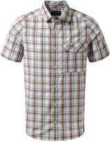 Craghoppers Men's Walkton Short Sleeved Check Shirt