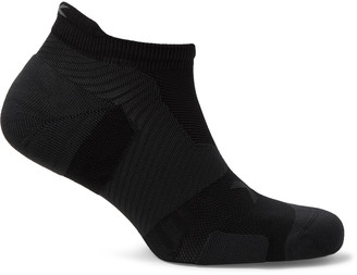 2XU Vectr Cushioned No-Show Stretch-Knit Socks