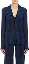 Derek Lam WOMEN'S TWILL-FINISHED CREPE JACKET