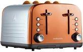 Cookworks 4 Slice Toaster - Copper