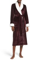 Nordstrom Women's Plush Cable Robe