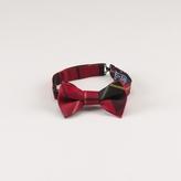 Silk Twill Tartan Bow Tie