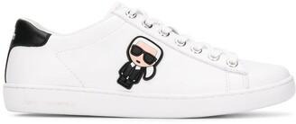 Karl Lagerfeld Paris Kupsole II Ikonik low-top sneakers