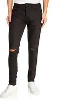 Ksubi Men's Van Winkly Ace Distressed Jeans