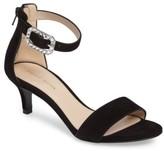 Pelle Moda Women's Bette Ankle Strap Sandal