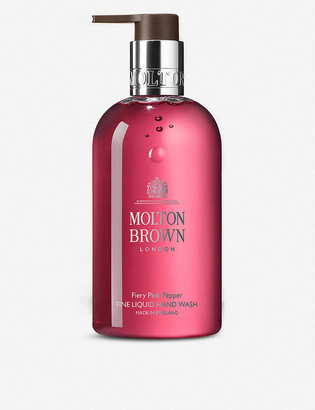 Molton Brown Fiery Pink Pepper liquid hand wash 300ml