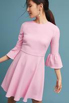 Shoshanna Dara Bell-Sleeve Dress