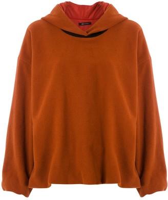 Uma | Raquel Davidowicz Chaska fleece sweatshirt