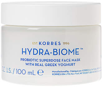 Korres Hydra-Biome Probiotic SuperDose Face Mask