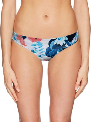 Seafolly Women's Tropical Vacay Hipster Bikini Bottom