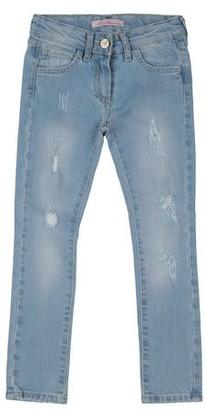 Miss Blumarine Denim trousers