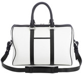 AUGUST Handbags - The Peak - White & Black