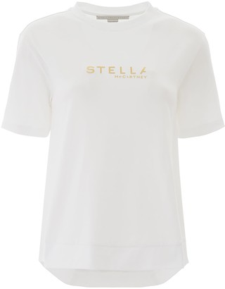 Stella McCartney New Logo T-shirt