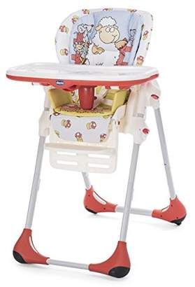 Chicco 05079065650000 Polly 2-in-1 Dolly Highchair