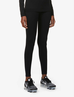 FALKE ERGONOMIC SPORT SYSTEM Maximum Warm high-rise stretch-woven leggings