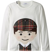 Dolce & Gabbana Back to School Bimbo Moro T-Shirt (Big Kids)