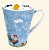 Konitz Caunitz Good morning mug 111 032 0045 (japan import)
