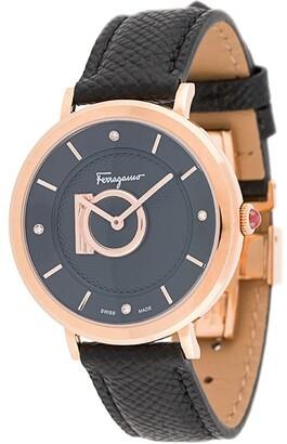 Salvatore Ferragamo Watches Minuetto 36mm watch