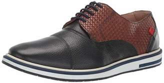 Marc Joseph New York Mens Genuine Leather Made in Brazil Manhattan Oxford