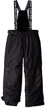 Kamik Stout Husky Pants (Toddler/Little Kids/Big Kids) (Black) Kid's Outerwear