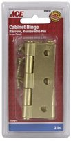 Card: Ace Removable Pin Cabinet Hinge (01-3131-107)