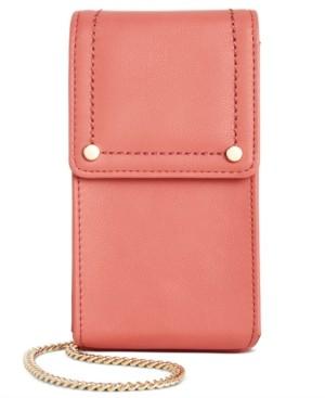 INC International Concepts Inc Arieyll Crossbody Phone Wallet, Created For Macy's