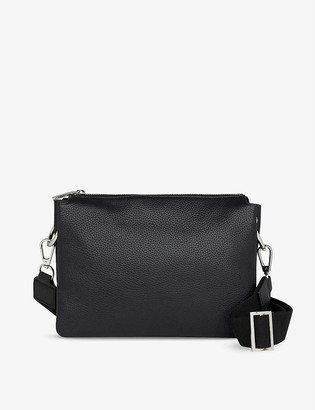 Whistles Katie leather cross-body bag