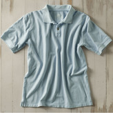 Madda Fella The Five O'Clock Polo - Light Blue