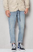 PacSun Straight Light Wash Stretch Jeans
