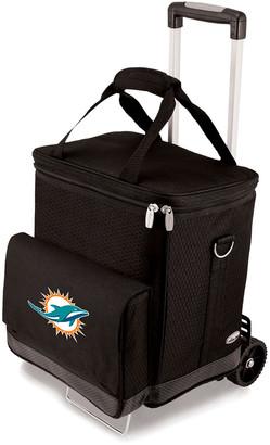 Legacy Cellar & Trolley With Miami Dolphins Digital Print