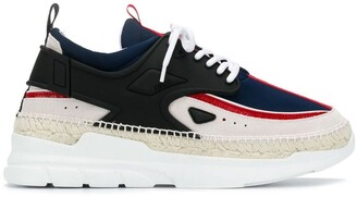 Kenzo platform low top trainers