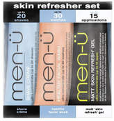 Menu men-ü Skin Refresher - 15ml (3 Products)