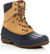 Sperry Cold Bay Sport Lace Up Boots