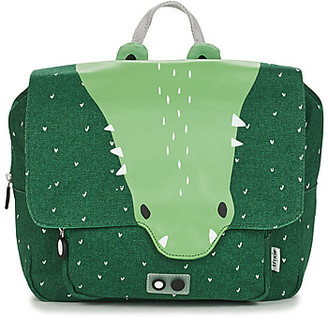 TRIXIE MISTER CROCODILE girls's Briefcase in Green