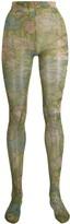 Richard Quinn floral print tights
