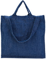 Sunnei textured tote - men - Cotton - One Size