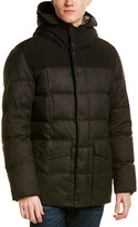 Cole Haan Quilted Down Jacket