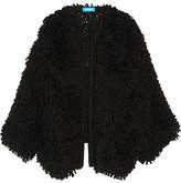 MiH Jeans Jesper Oversized Bouclé-knit Cardigan - Black