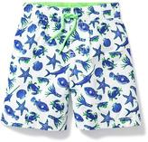 Old Navy Sea-Creature-Print Swim Trunks for Toddler Boys