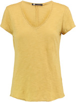 J Brand Mirabelle cotton-jersey top