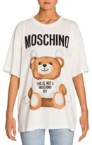 Moschino Oversized Bear Logo Tee