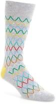 Paul Smith Men's Acid Block Socks