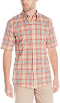 Pendleton Men's Fitted Seaside Madras Shirt