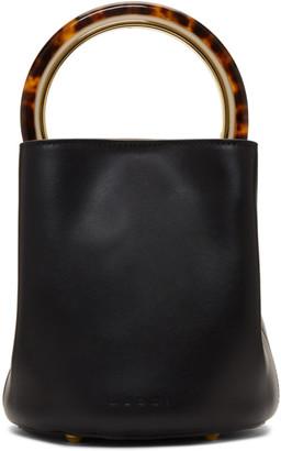Marni Black Small Pannier Bag