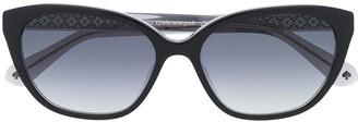 Kate Spade Philip cat-eye sunglasses