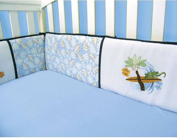 Trend Lab Surf's Up Crib Bumper